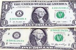 U.S. dollars Royalty Free Stock Photo
