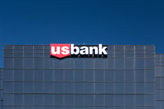 U S Edificio de Bancorp Imagen de archivo