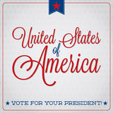 U.S. Election Royalty Free Stock Images