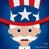 U.S. Election Royalty Free Stock Photos
