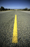 U.S. estrada Imagens de Stock Royalty Free