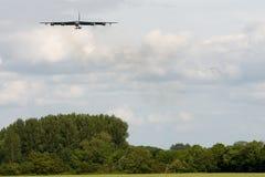U.S.A.F.B-52 Boeing Stratofortress Royaltyfria Bilder