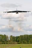 U.S.A.F.B-52 Boeing Stratofortress Royaltyfria Foton