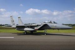 U.S.A.F.F-15 Imagenes de archivo
