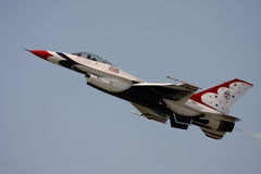 U.S.A.F. Thunderbirds Royalty-vrije Stock Afbeeldingen