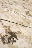U.S. Fanti di marina fotografia stock