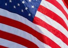 U S A Flag Stock Image