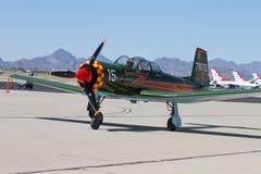 U S Flygvapenflygshow i Tucson, Arizona Arkivfoton
