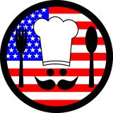 U.S. food Stock Image