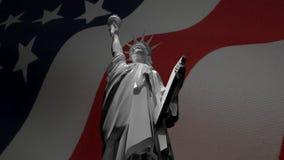 U.S.A. - Gli Stati Uniti d'America Fotografia Stock Libera da Diritti