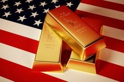 U.S. gold Stock Photos