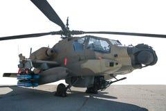 U S Hélicoptère Apache d'armée images libres de droits