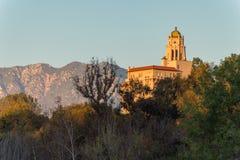 U S Hof van appel die Pasadena, Californië inbouwen stock foto's