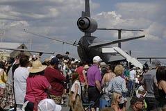 U.S.A. 2014 il più skyfest Immagine Stock