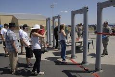 U.S.A. 2014 il più skyfest Fotografie Stock Libere da Diritti