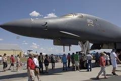 U.S.A. 2014 il più skyfest Fotografia Stock Libera da Diritti
