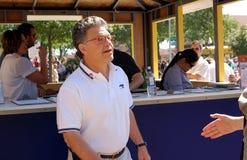 U.S. Il senatore Al Franken Fotografie Stock Libere da Diritti