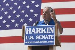 U.S. Il senatore Tom Harkin dello Iowa Fotografia Stock Libera da Diritti