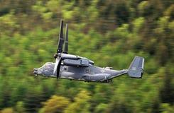 U S Infantes de marina, Bell Boeing V-22 Osprey imagenes de archivo