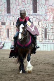 U.S./International Jousting Championship Stock Images