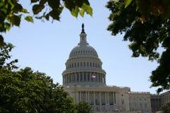 U.S. Kapitol Lizenzfreies Stockfoto