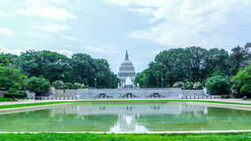 U S Kapitol, Washington (US) Lizenzfreie Stockfotos