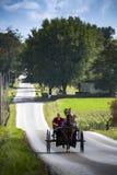 U.S.A. - L'Ohio - Amish fotografie stock libere da diritti