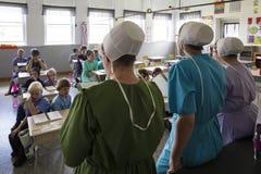 U.S.A. - L'Ohio - Amish immagini stock libere da diritti