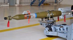 U S Laser da força aérea GBU-12 Paveway II - bomba esperta guiada Fotos de Stock