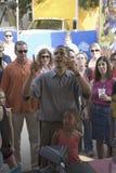U.S. Le sénateur Barak Obama Image libre de droits