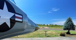 U S-Luftwaffen-Fläche Stockbild