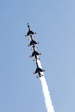 U S Luftwaffen-Flugschau in Tucson, Arizona Lizenzfreie Stockfotos
