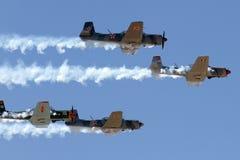 U S Luftwaffen-Flugschau in Tucson, Arizona Stockbilder