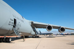 U S Luftwaffen-Flugschau in Tucson, Arizona Stockfotos