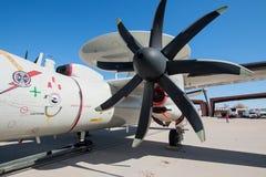 U S Luftwaffen-Flugschau in Tucson, Arizona Stockfotografie