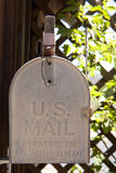 U.S. mail box Royalty Free Stock Photo