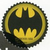 U.S.A. - 2014: manifestazioni Batman Fotografia Stock Libera da Diritti