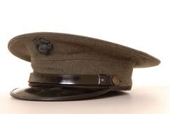 U.S. Marine Hat Royalty Free Stock Photos