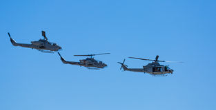 U.S. Marine Helicopters Stock Images