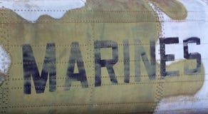 U S marinen Stockfoto