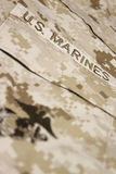 U.S. Marines Royalty Free Stock Photo