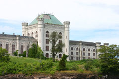 U.S. Naval Prison at Portsmouth Royalty Free Stock Images