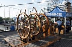 U S Nave alta della guardia costiera, l'aquila Immagine Stock Libera da Diritti