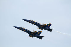 U.S. Navy Blue Angels Stock Images