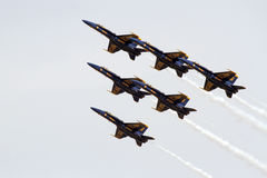 U.S. Navy Blue Angels Stock Image