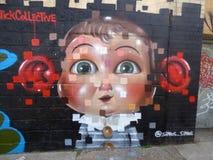U.S.A. New York brooklyn brooklyn Bushwick immagine stock libera da diritti