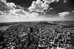U.S.A., NYS manhattan Fotografia Stock Libera da Diritti