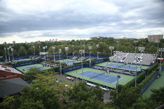 U.S. Open Tennis Stock Images