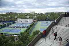 U.S. Open Tennis Stock Photography