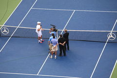 U. S. Open Tennis - Andy Roddick Retirement Stock Images
